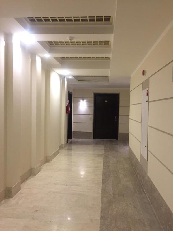 نمای داخلی برج مسکونی بهکیش