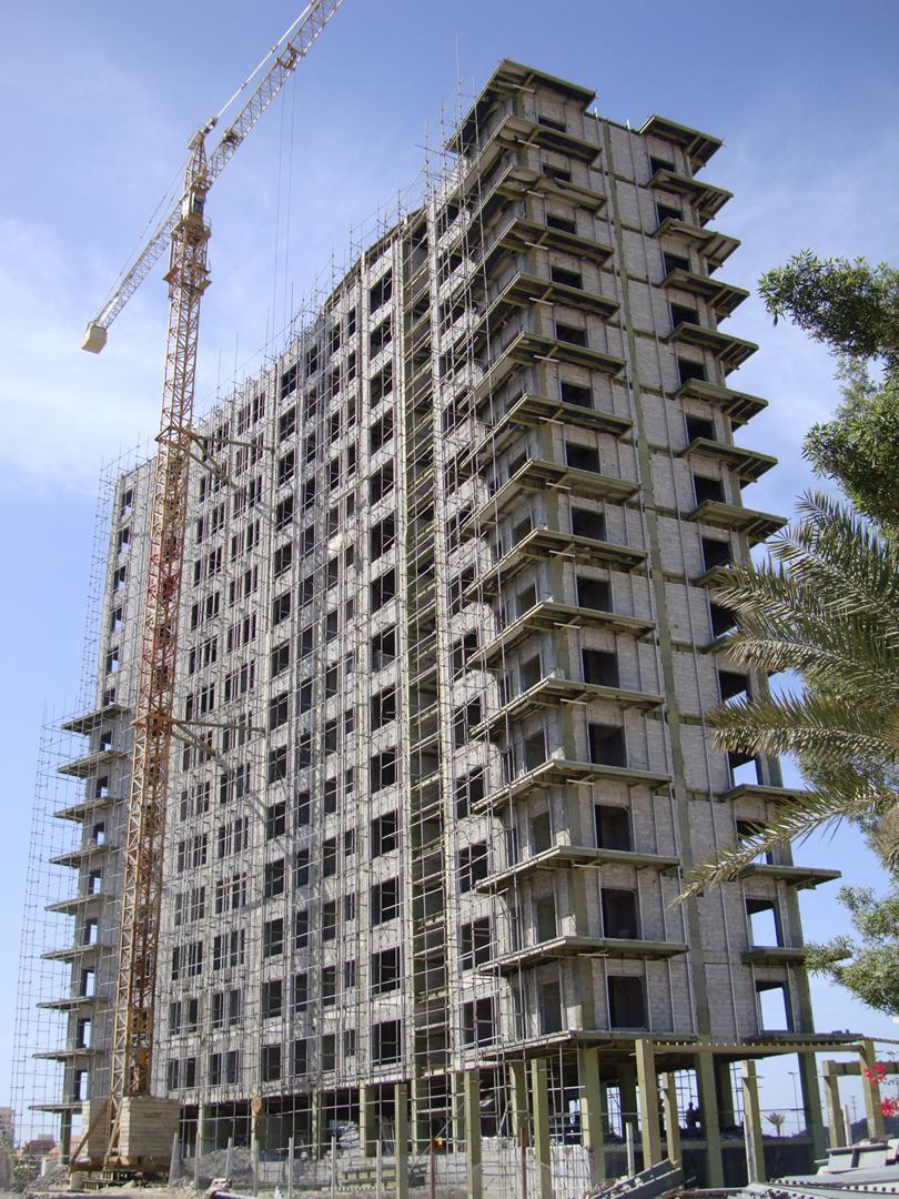 برج مسکونی بهکیش